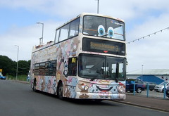 17013 - Skegness (Hesterjenna Photography) Tags: s813bwc bus coach psv londonbus alx400 skegness lincolnshire stagecoachlincolnshire stagecoach opentop opentopper