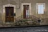 Rue Pierre Lamaguère, Mirande (Ivan van Nek) Tags: ruepierrelamaguère mirande gers france frankreich frankrijk 32 midipyrénées occitanie gascogne nikon nikond7200 d7200 doorsandwindows ramenendeuren