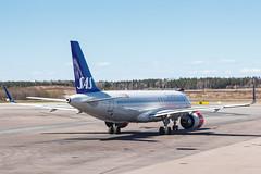 SAS A320neo LN-RGN 001 (A.S. Kevin N.V.M.M. Chung) Tags: aviation aircraft aeroplane airport arlanda arn plane transport spotting apron sas scandinavia a320neo airbus airside