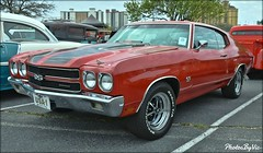 '70 Chevy Chevelle SS (Photos By Vic) Tags: 1970 70 classic car carshow chevy chevrolet chevelle ss antique automobile vehicle old musclecar 2018runtothesun