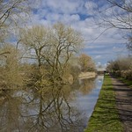 The Canal through Cheshire thumbnail