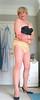 Robinblabustr-004 (fionaxxcd) Tags: crutch bustnlipstick blonde pearls rednails earrings legs