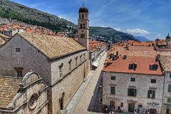 Dubrovnik (Westhamwolf) Tags: dubrovnik croatia walled town medieval adriatic game thrones