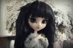 • Mheilankolia •  Pullip FC by Polka Dolls Fabrics (Loony-Doll) Tags: pullip fc custom customisée custo polkadollsfabrics polkadolls eyes lullaby wig doll dolls