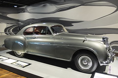 Bentley R-Type Continental 1954 (Zappadong) Tags: bentley rtype continental 1954 zeithaus autostadt wolfsburg 2018 zappadong oldtimer youngtimer auto automobile automobil car coche voiture classic classics oldie oldtimertreffen carshow