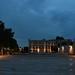 Avignon, Place du Palais et Petit Palais