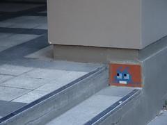 PA 0527 réactivé / Space Invader (13 juin 2018) (Archi & Philou) Tags: spaceinvader réactivation reactivated pixelart streetart paris13 dunois mosaïque mosaic carreau tiles