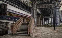 Castleield Bridges. Manchester. (Stu115) Tags: bridges landscape manchester street city