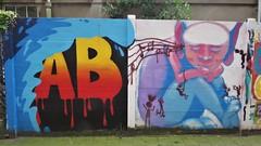 / Lindelei - 27 mei 2018 (Ferdinand 'Ferre' Feys) Tags: gent ghent gand belgium belgique belgië streetart artdelarue graffitiart graffiti graff urbanart urbanarte arteurbano ferdinandfeys