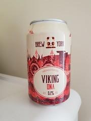 Brew York Viking DNA (DarloRich2009) Tags: brewyork porter vikingdna brewyorkvikingdna beer ale camra campaignforrealale realale bitter handpull brewery