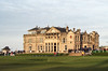 St. Andrews Links Club House or 19th hole, Scotland