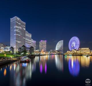 Tokyo | Yokohama Skyline