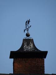 windvaan Oldeberkoop (willemalink) Tags: windvaan oldeberkoop