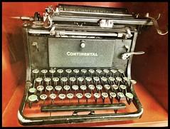 Continental (ialeksova) Tags: croatia rijeka museum typewriter hrvatska