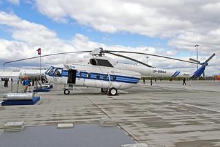 Kaz Med Air Mil Mi-8MSB-T UP-MI866 TSE 23-05-18