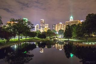 Marshall Park - Charlotte (North Carolina)