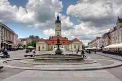 Białystok (Kevin Borland) Tags: poland białystok fountain