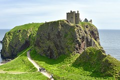 Dunnottar Castle - Stonehaven Aberdeenshire Scotland 2018 (DanoAberdeen) Tags: danoaberdeen castle scotland spring scottish schotland ecosse ruins castleruins 2018 scottishhistory dunnottarcastle landmark bluesky scenery landscape candid amateur knights countryside 15thcentury 16thcentury historicscotland bonnyscotland bonniescotland scottishhighlands highlands aberdeenshire stonehaven golden autumn summer winter museum scottishcastle fort fortress medieval middleages oldtimer ancient daysgoneby olddays aged weathered recent blue nationaltrustforscotland nikond750 northeastscotland escocia dunnottar dunnottor bonnie whigsvault century 14th 15th 16th 17th 19th 18th water northsea maryqueenofscots earlmarischal geotagged geotag geaotagged scotch northeast photoshop