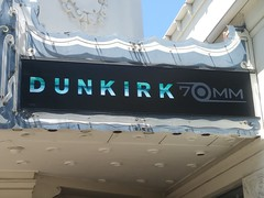 Entertainment, Dunkirk, Marquee