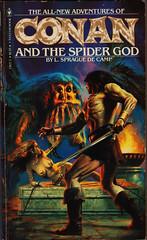 Bantam 0553138375 (Boy de Haas) Tags: paperbacks fantasy sf science fiction 1980s scifi vintage