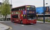 4820 National Express West Midlands (KLTP17) Tags: 4820 adl enviro400 nxwm nationalexpress westmidlands route branded 7 16 bx09pgo birmingham bus