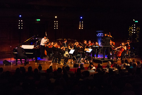 Thomas Enhco trio & l'ensemble Appassionato dirigé par Mathieu Herzog