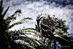 Gladiator mask... (Mario Pellerito) Tags: canon eos 60d 50mm 14 art cielo italia italie italy light luce mario mariopellerito mistero palerme palermo pellerito pov sicilia sicilie sicily sizilien gladiatore maschera mask albagonzales httpwwwalbagonzalescom