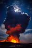Hawaii's Kilauea volcano (birzer) Tags: kilauea volcano lava flow eruption pele puna bigisland beach