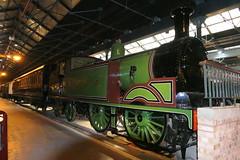 LSWR245-08 (Ian R. Simpson) Tags: 245 londonsouthwesternrailway lswr m7 044t tankengine steam engine locomotive loco nationalrailwaymuseum nrm york 30245 southernrailway britishrailways nrmojectnumber{19787020} yorkshire england uksteam preserved