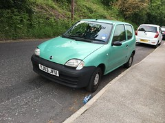 FIAT Seicento S (VAGDave) Tags: fiat seicento s 2003