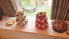 Sweet Table (MartinAJ21) Tags: bundtcakes sweets chocolate lemon sugar dessert oreo food party sweet bowl bundt cales