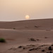 Sunset on Wahiba Sands