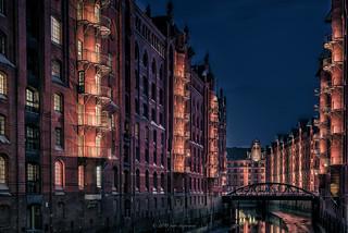 An evening in Hamburg... (8)