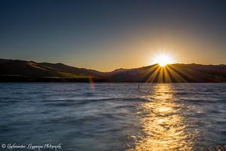Sunrise @ LuckyPeak
