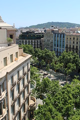 IMG_9495 La Pedrera (Casa Milà) (drayy) Tags: spain barcelona gaudi house apartment apartments building architecture lapedrera casamilà casamila antonigaudí gaudí