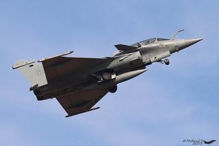Dassault Rafale B ARMEE DE L'AIR 4-HF 312 St Dizier février 2018