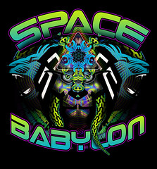 "Space Babylon Logo BLACK • <a style=""font-size:0.8em;"" href=""http://www.flickr.com/photos/132222880@N03/42592773522/"" target=""_blank"">View on Flickr</a>"