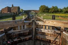 New Lock Gate (Lancashire Photography.com) Tags: leeds liverpool canal wheelton lancashire photography lock gate