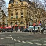 Paris   France - Théâtre de la Renaissance  - Historic Architecture  -  Beaux Arts thumbnail