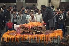 0772 Hindu Funeral II (Hrvoje Simich - gaZZda) Tags: outdoors funeral religion hindu traditional kathmandu nepal asia travel nikon nikond750 nikkor283003556 gazzda hrvojesimich