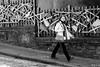 F*** Ya Doin' ? (Cycling Road Hog 2018) Tags: blackwhite candid canoneos750d citylife colour efs55250mmf456isstm edinburgh fashion monochrome people places scarf scotland street streetphotography streetportrait style urban woman