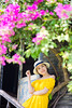 HXU_1815 (Hồng xù) Tags: yellow pretty portrait girl beauty babe nikon 105e 105mm