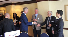 07-06-2018 Exclusive Luncheon with Secretary of State Pieter De Crem - DSC08927
