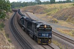 Loaded to Eraring (Henry's Railway Gallery) Tags: 9010 9002 90class emd diesel pn pacificnational coaltrain freighttrain er478 eraringpowerstation bulga pothanalane belford