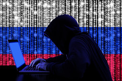Tumblr Confirms That Russian Trolls Spread Misinformation On Its Service (marshalanthonee212) Tags: computer cyborg password computerhacker backgrounds protection aggression identity safety security accessibility technology crime digitallygeneratedimage russia flag internet laptop data cybersecurity