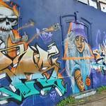 Graffiti, Le Gabut, La Rochelle thumbnail