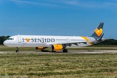 Condor D-ATCD (U. Heinze) Tags: aircraft airlines airways flugzeug haj hannoverlangenhagenairporthaj planespotting plane eddv