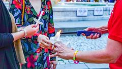 2018.06.12 A Candlelight Vigil to Remember Pulse, Washington, DC USA 03789