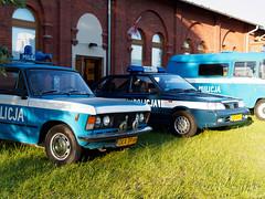P5199707 (darek dario) Tags: nocmuzeów milicja fiat polonez nyska
