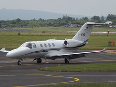 D-IFHD Cessna Citation M2 E-Aviation (Aircaft @ Gloucestershire Airport By James) Tags: gloucestershire airport difhd cessna citation m2 eaviation bizjet egbj james lloyds